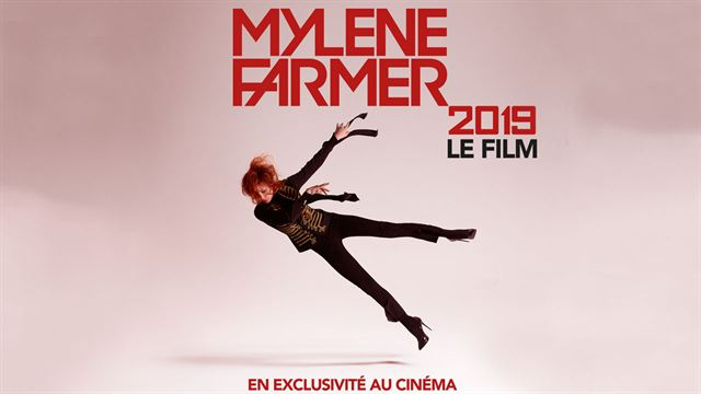 MYLENE FARMER AU CINEMA