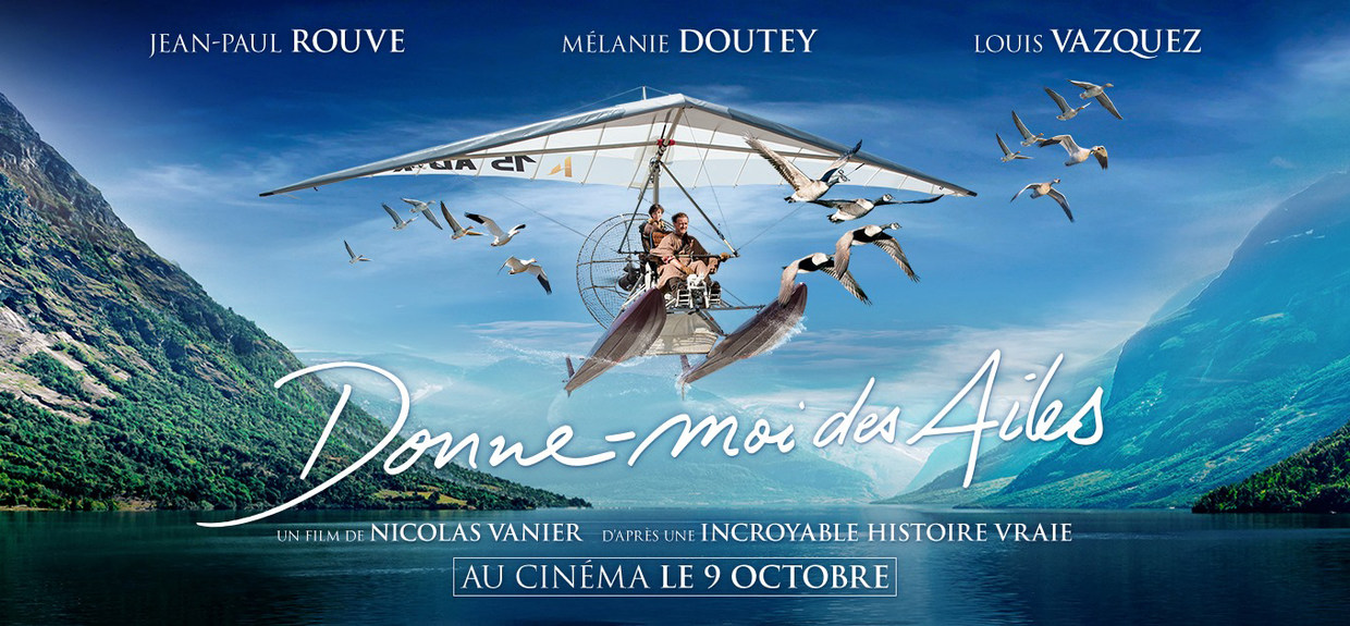 Photo du film Donne-moi des ailes