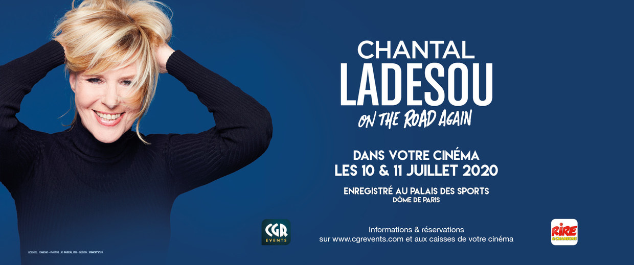 Photo du film Chantal Ladesou - On the road again